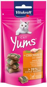 Vitakraft Yums kip kattengras