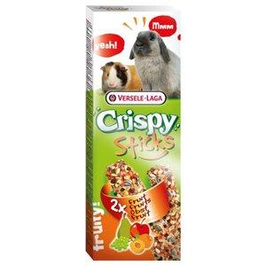 crispy sticks cavia konijn fruit 2 stuks