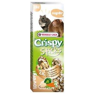 Crispy sticks hamster rat rijst groente 2 stuks