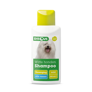 Discus Witte honden shampoo