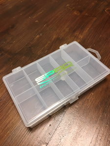 Spro Tacklebox 10 vakken