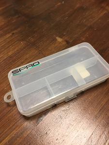 Spro Tacklebox 4 vakken