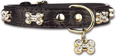 Pettarazzi Glitterbone black gold