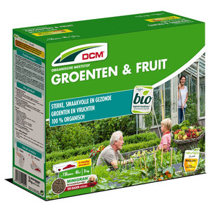 Meststof groente en fruit