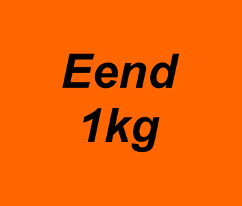 Carnibest Eend 1kg