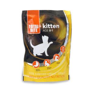 Total Bite Kitten 500 gram