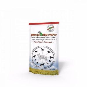 Farm Food Fresh Menu 125 gram
