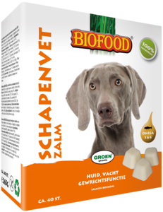 Biofood Bonbon Zalm