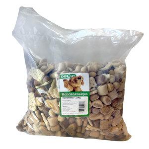 Discus hondenkoekjes 2½kg
