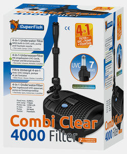 Superfish Combi Clear 4000