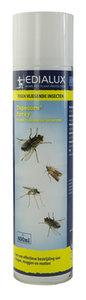 Spuitbus tegen vliegende insecten