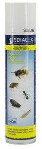 Spuitbus tegen kruipende insecten