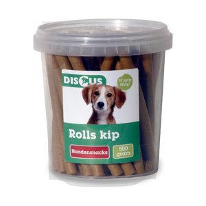 Discus Rolls Kip