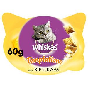 Whiskas Temptations Kaas Kip