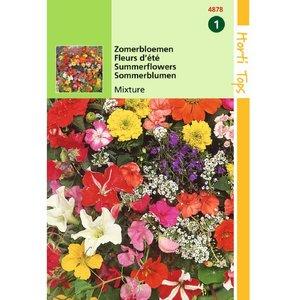 Zomerbloenen mix bloemzaad