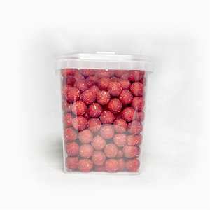 Mini boilie 10mm strawberry