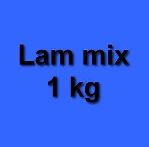 Honden eten gezond Lam Mix 1kg