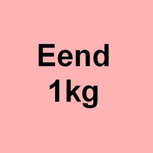 honden eten gezond 1kg