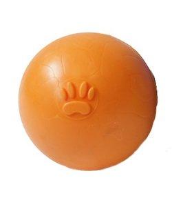 Petlando rubber bal orange 5cm
