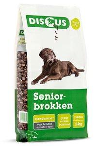 Discus Senioren hondenbrokken 12kg