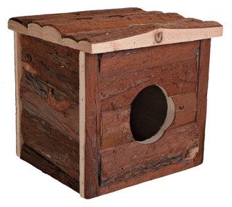 Hamsterhuis hout jerrik