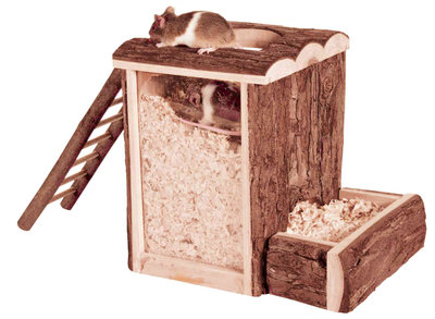 Hamstertoren hout