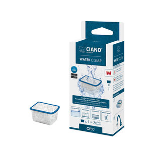 Ciano Water Clear Navulling Maat M