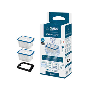 Ciano Water Clear Navulling Maat s