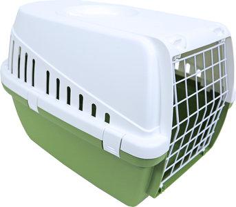 Reismand Trotter 1 earthgreen white