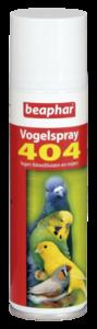 Beaphar 404 spray vogelluis bloedluis