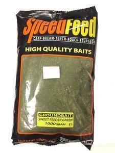 Spro Speedfeed Sweet Feeder Green Lokvoer 1kg