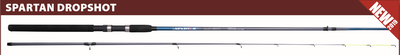 Spartan Dropshot hengel 2,40 meter