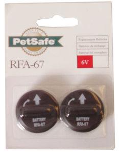 Petsafe batterij RFA-67