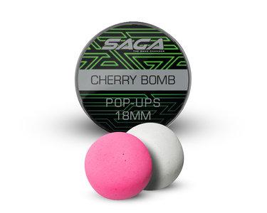 Saga Pop-Up Cherry Bomb 18mm