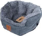 Boony est 1941 badger grey 40cm honden- en kattenmand